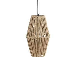 Christian Rope Pendant light