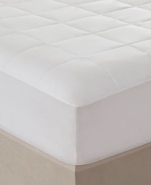 Sleep Philosophy 300 Thread Count White Tencel Filled Mattress Pad