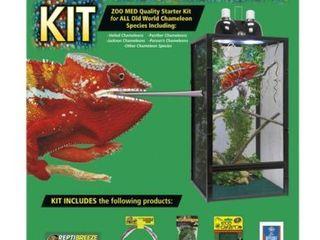 Zoo Med Repti Breeze Chameleon Kit  RETAIl  149 99