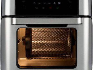 Instant Vortex Plus Air Fryer Oven 7 in 1 with Rotisserie  10 Qt  EvenCrisp Technology  RETAIl  119 00