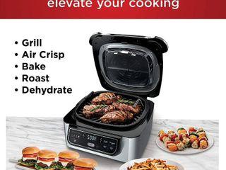 Ninja Foodi 5 in 1 4 Qt  Air Fryer  Roast  Bake  Dehydrate Indoor Electric Grill  RETAIl  229 99