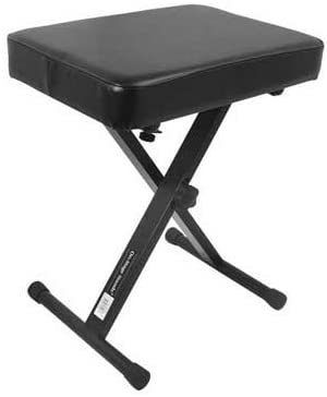 On Stage KT7800 Padded Keyboard Bench  RETAIl  57 99