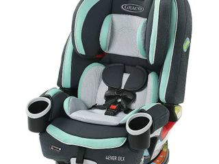 Graco 4Ever DlX 4 in 1 Car Seat   Infant to Toddler Car Seat  with 10 Years of Use  Pembroke  RETAIl  299 99