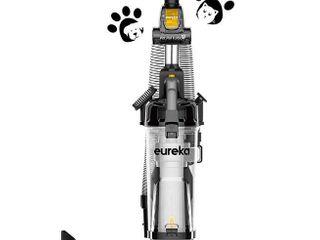 Eureka PowerSpeed Bagless Upright Vacuum Cleaner  Pet Turbo  Black  RETAIl  79 99