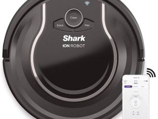 Shark ION Robotic Vacuum Wi Fi Connected  Works with Alexa  Multi Surface Cleaning  RETAIl  299 99