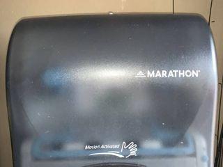Marathon Motion Activated Paper Towel Dispenser Works location A4