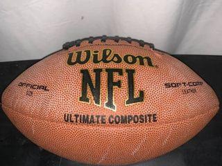Wilson NFl Football location B1