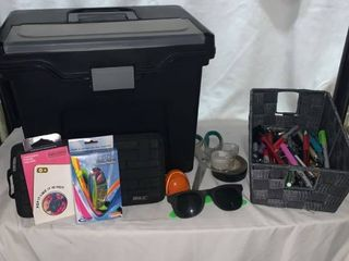 lot of Office Supplies location C3