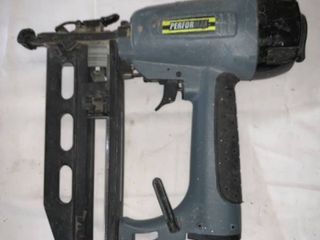 Performax 2 1 2 Inch 16 Gauge Finish Nailer Working location A2