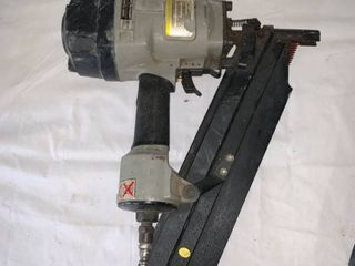 Central Pneumatic 46240 Contractor Series Framing Nailer Working location A2