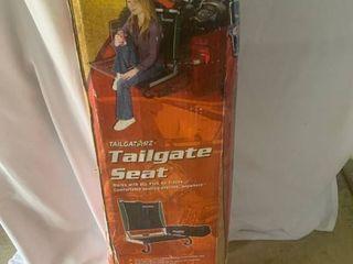 Tailgatorz Tailgate Seat location A3