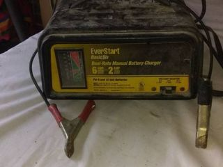 Ever Start Manual Battery Charger