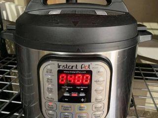 Instant Pot Electric Pressure Cooker 6 Quart location A4