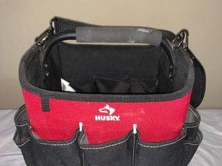 Husky Tool Bag location A1