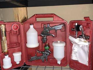 Husky Spray Gun Kit location A4