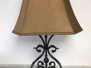 Nice Decour lamp with very nice shade