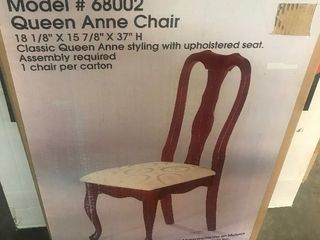 Accent chair new in box