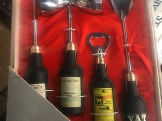 Great gift new bar accessories