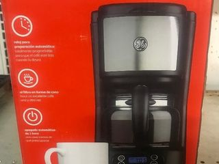 Coffee pot in box as pictured