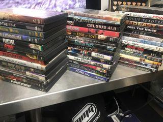large lot DVD movies