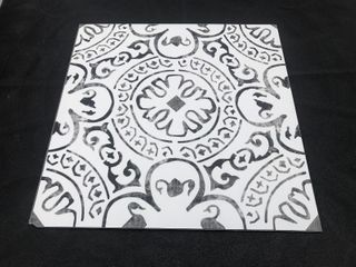 Case of 18 x 18 floor Tile it is the snap together style Case comes with 10 tiles easy to install