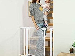 Heele Auto Close Safety Baby Gate