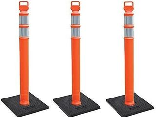 Cortina EZ Grab Delineator 45  Traffic Cones