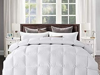 ROYAlAY luxurious Goose Down Comforter