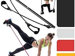 TESlANG Upgraded Pilates Bar Kit