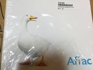 Z181388 Aflac Pocket For 5 SGV