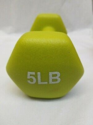 5 Pound Dumbbell Set