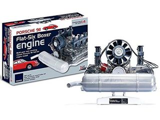 Porsche 911 Flat Six Boxer Engine Model Kit
