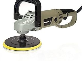 Neiko 10671A 7  Electric Polisher   Buffer 6 Variable Speeds