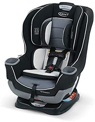 Graco Extend2Fit Convertible Car Seat   Ride Rear Facing longer with Extend2Fit  Gotham