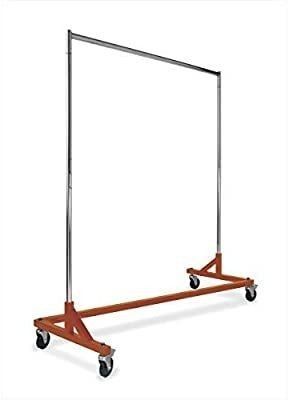 Garment Racks  Commercial  Orange