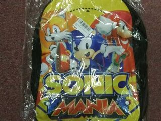 Sonic the Hedgehog Sonic Mania Backpack