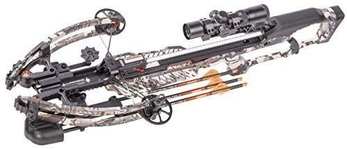 Ravin R10 Crossbow Package R014 With HeliCoil Technology And 100 Yard Illuminated Scope