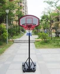 Portable Basketball Stand Outdoor indoor Basketball Game