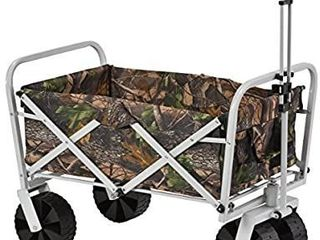 Collapsible Folding Utility Wagon  Camo