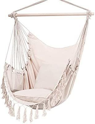 Y  STOP Hammock Chair Hanging Rope Swing