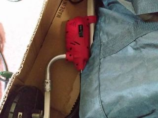 Drywall Sander With Bag