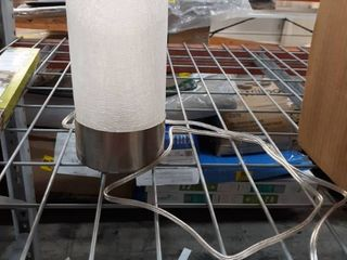 Glass Tabletop lamp