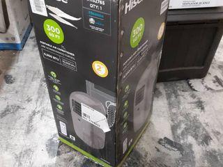 Hisense 300 sq Ft 115 volt Portable Air Conditioner Ap1019cr1g Brand