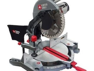 Porter Cable 12 in 15 Amp Single Bevel Folding Compound Miter Saw