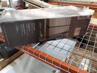 allen   roth 76 5 in Bronze Downbridge Floor lamp