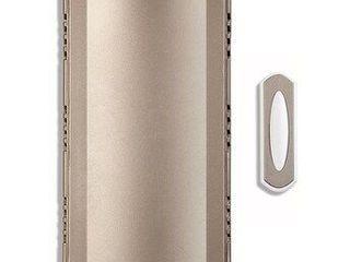Utilitech Ss 7451 03 Style Selections Nickel Wireless Doorbell Kit