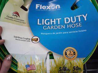 FlEXON INDUSTRIES TVlD5850 5 8x50 Green lD Hose