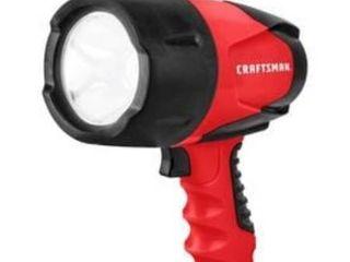 CRAFTSMAN 450 lumen lED Rechargeable Spotlight Flashlight