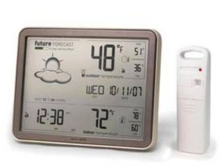 AcuRite Digital Weather Station with Clock and Wireless Outdoor Sensor