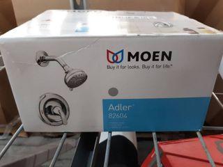 Moen 82604 Chrome AdlerA Posi TempAr Fixed Shower Set